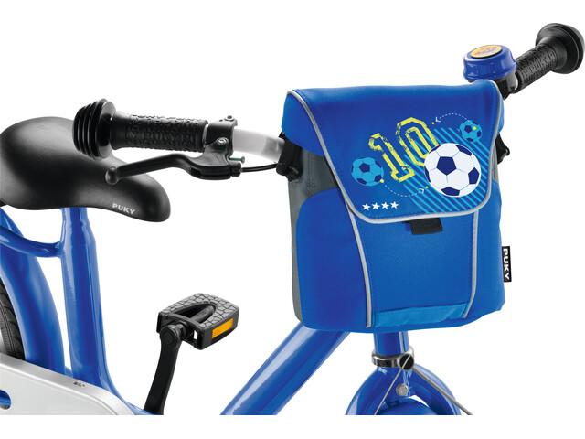 Puky LT 2 Styrtaske Børn, blue football